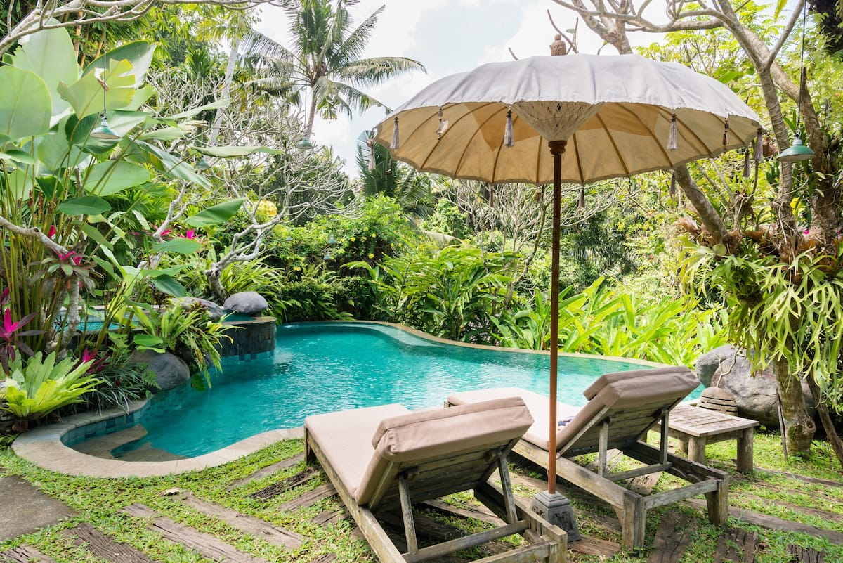 Secluded Hideaway Five Min Walk from Central Ubud