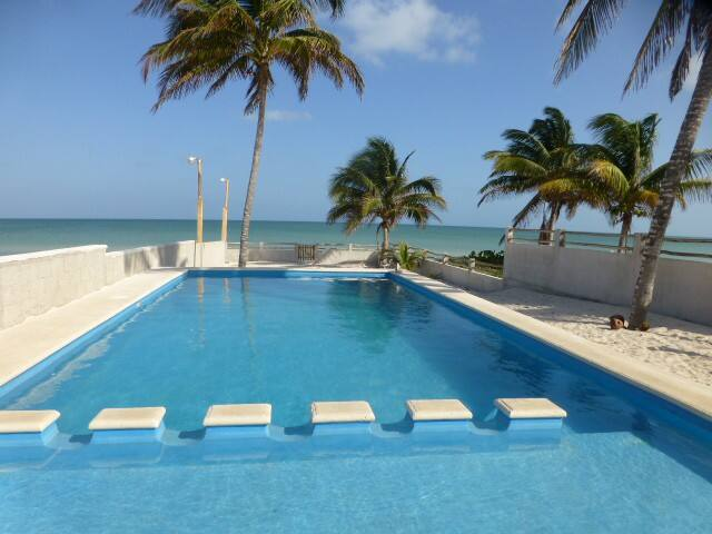 Casa Pelicano - Chuburná - Semesterboende