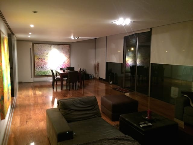 Apartment at the heart of Polanco