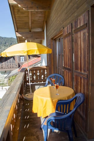 IHr Balkon. Your balkony.