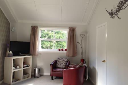 Minarapa Lodge - Pheasant Room - Wairakei - Bed & Breakfast