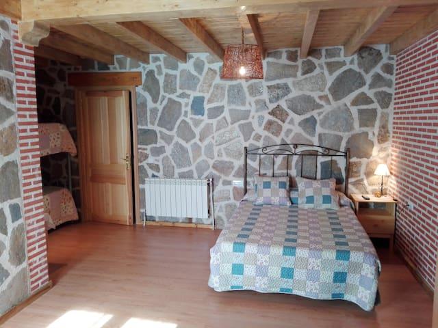 Apartamento rural para 4 personas cerca de Ávila
