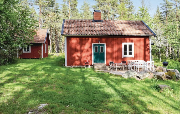 Holiday cottage with 1 bedroom on 75m² in Vimmerby