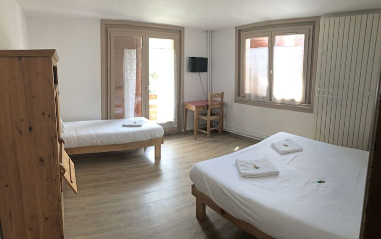 Chambres Privées à Chamonix