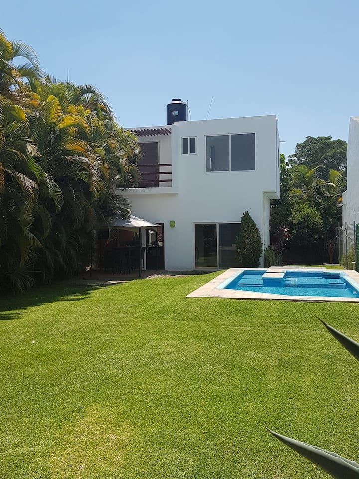 Casa de Campo en Yautepec, vive la tranquilidad.