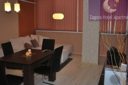 Big and specious apartment  - Stara Zagora