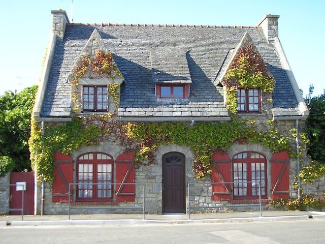 B&B La maison du Neuilly - Le Conquet - Гестхаус