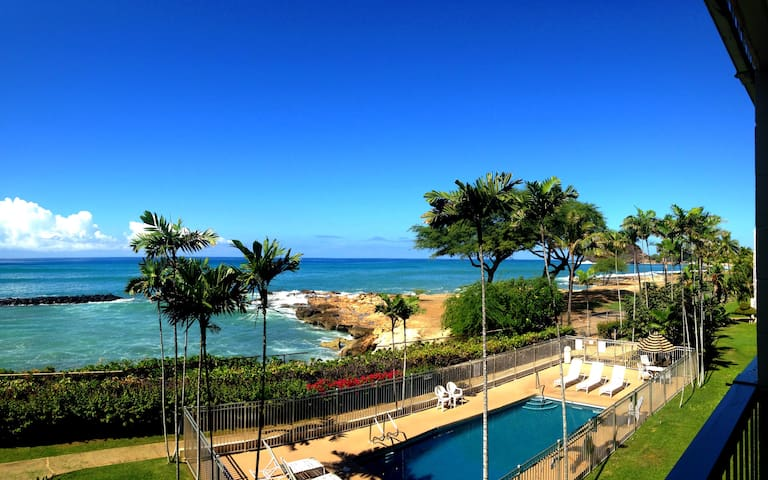 Leeward Ocean Front Condo with VIEW - Waianae - Apartment
