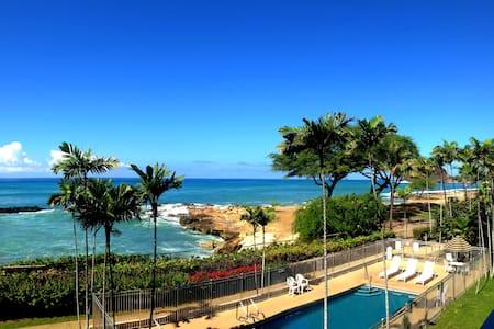 Breezy Ocean View Condo