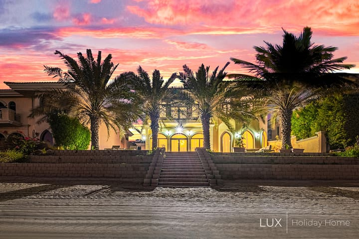 LUX | The Savoy Palm Villa