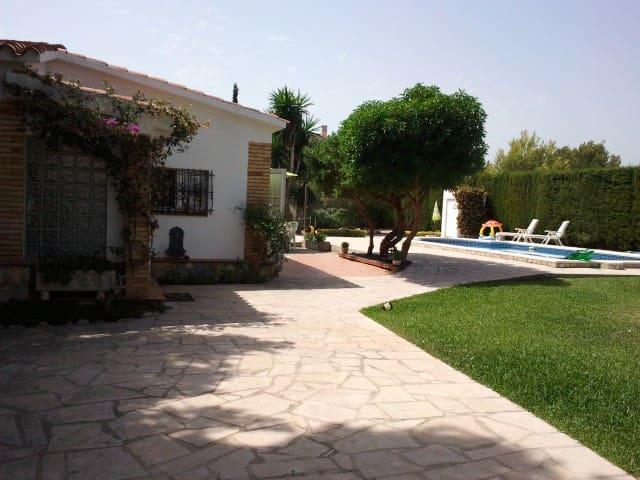 House - private pool near the beach - L'Ametlla de Mar - House