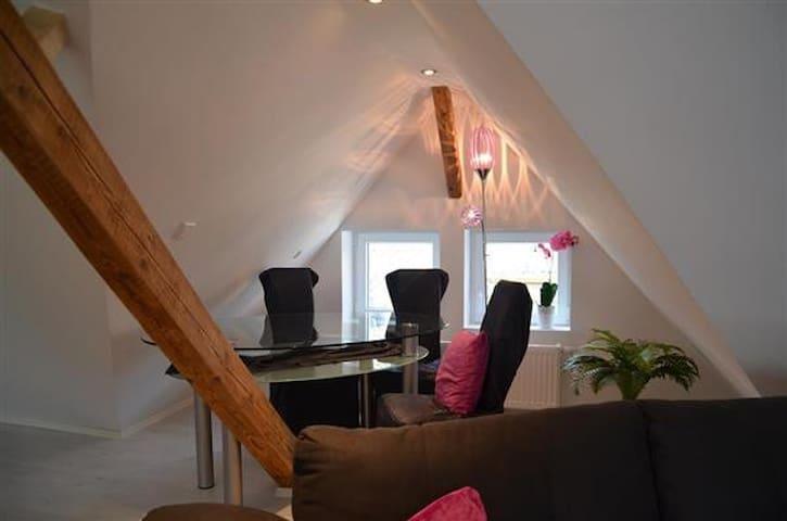Moderne 90m² Wohnung 2 geschossig - Kirchberg (Hunsrück) - Wohnung