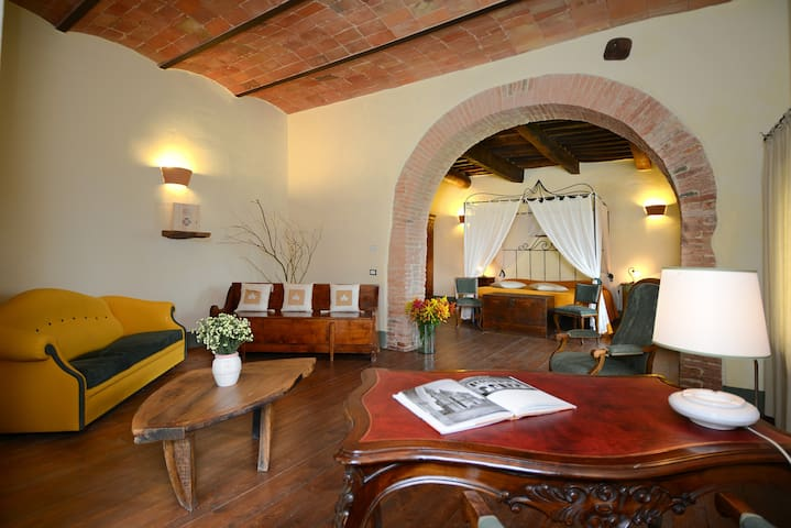 Best villa in Tuscany