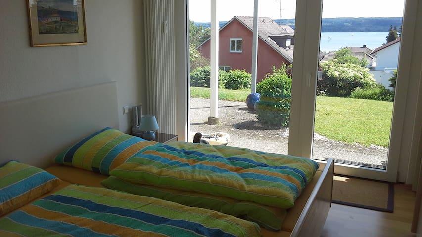 Tolle 100qm Wohnung mit Seeblick - Überlingen - Huis