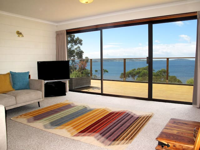 Alum Cliffs Waterfront Apartment - Taroona - Apartamento