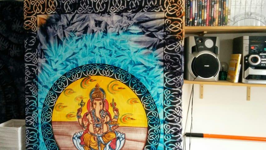 Agréable T2 Ambiance Lounge et Zen