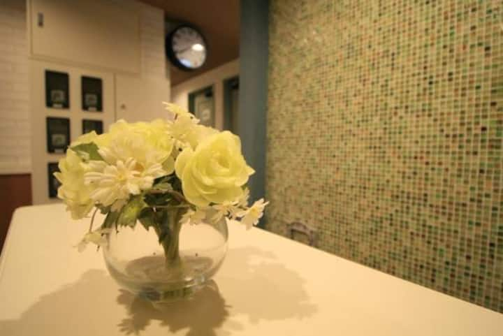 【Private Room】Kobe★women only★5mins to station!
