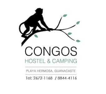 Congos Hostel & Camping - Playa Hermosa - Penzion (B&B)
