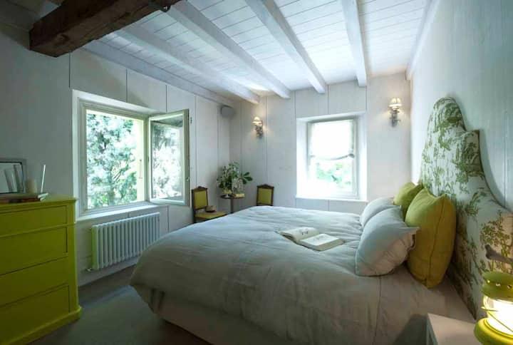 La camera gialla - Casa Fluò Relais