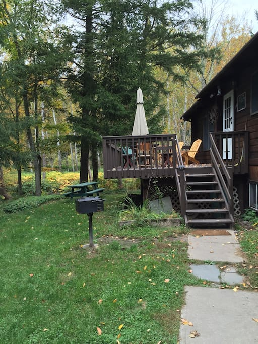 Catskill mountain streamside cabin cabins for rent in for Cabins in the catskills