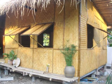Thailand Bamboo Hut Experience