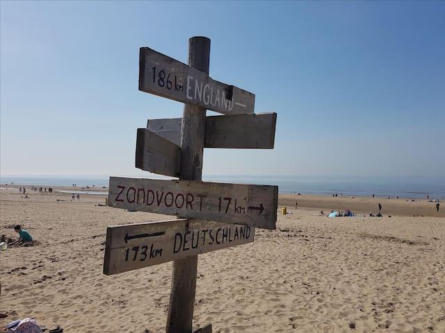 Guidebook for Zandvoort