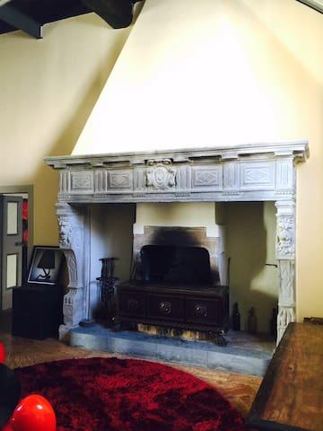 Intera casa/apt in Villa del 500, Appiano Gentile - Appiano Gentile - Daire