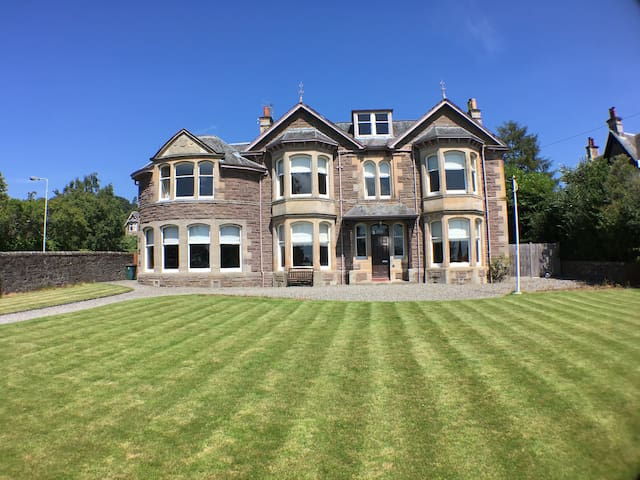 Benheath - self contained apartment, Crieff