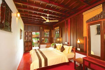 River View Heritage room near Alleppey