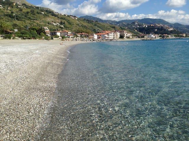 Villa in riva al mare. - Cetraro Marina