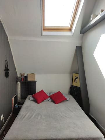A beautiful flat in saint-omer (shared space)