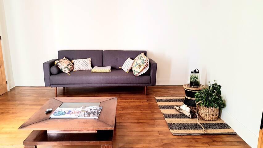 Nouveau ! Appartement cocoon entre lac et montagne