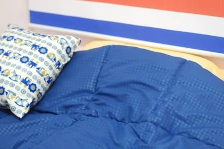 Clean and Cozy Room/깨끗하고 포근한 방 - Buk-gu - Bed & Breakfast