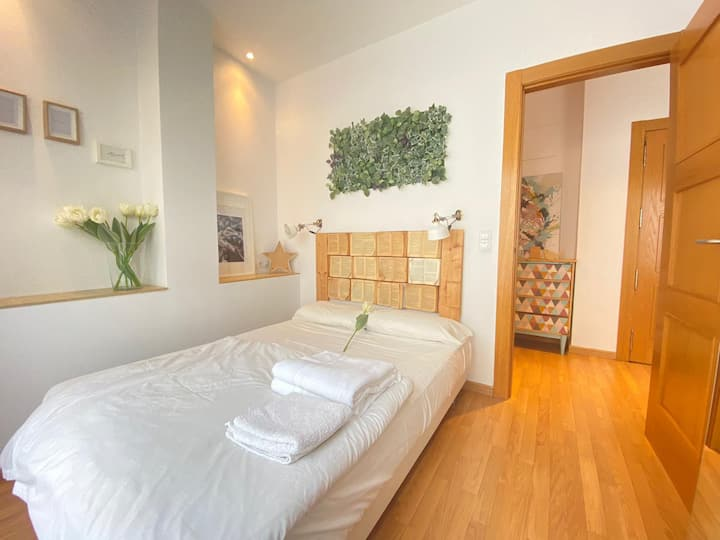 New Cozy Apartment Málaga Center.Calle Carreteria