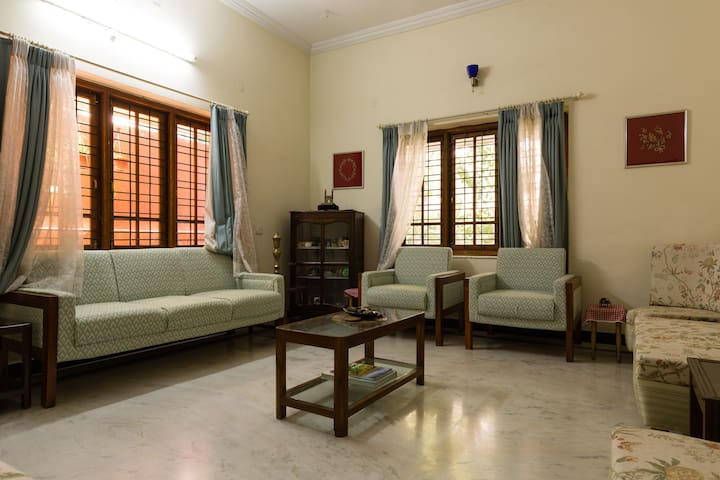 Homestay in the heart of the city - Hyderabad, Telangana, IN