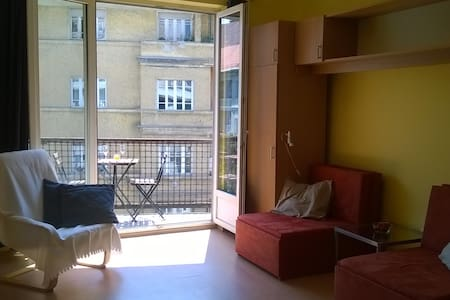 Small Flat in the center of Buda! - Appartement