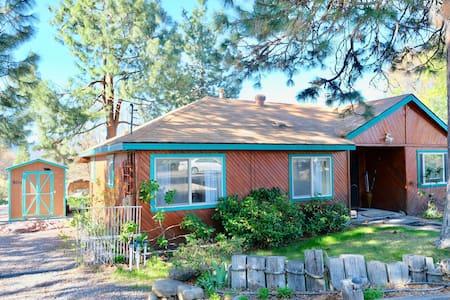 Redwood Garden Cottage