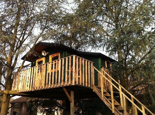 casa sull'albero  - Bascapè