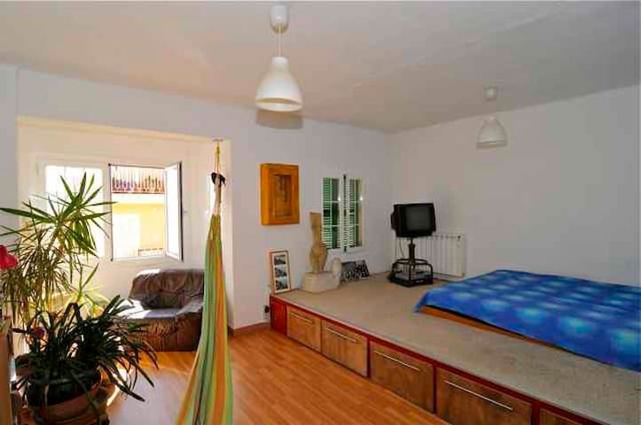 Nice, sunny, quiet and centric flat - Palma de Mallorca - Apartment