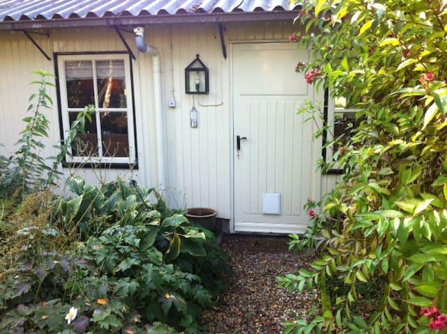 Droomhuisje in het weiland - Nieuwer-Ter-Aa - Bed & Breakfast