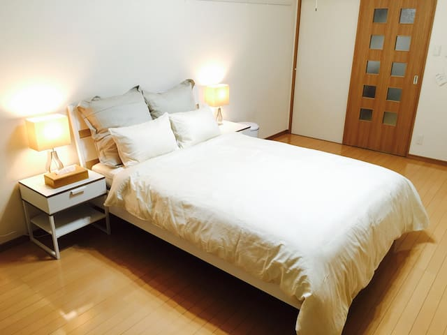 5 minute from hakata station! Pocket Wi-Fi ! - 福岡市