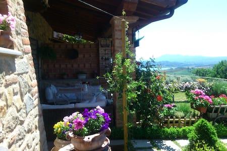 Appartamento in casale in pietra - Castiglione del Lago - Wohnung