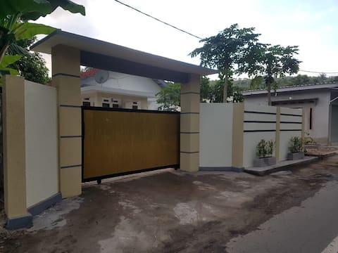 Beautiful newly built house with Euro standards