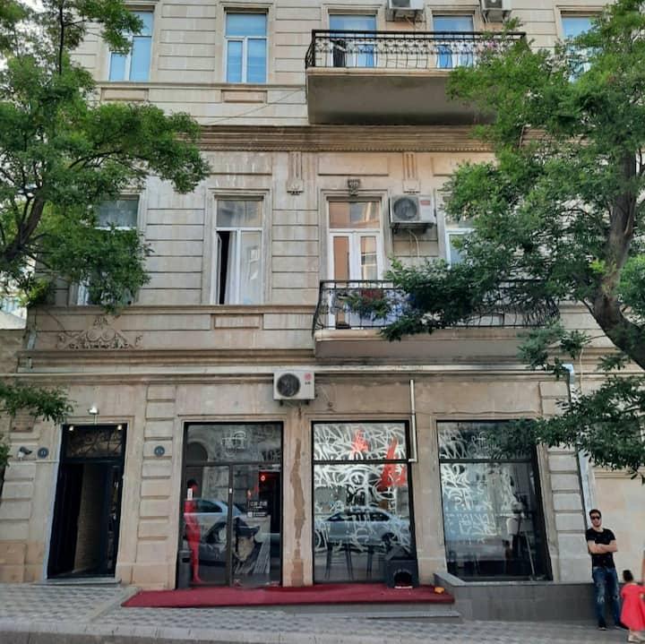 Vip Apartment Nizami street 3 rooms