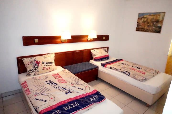 Comfortable Hotel-Like Room (4)