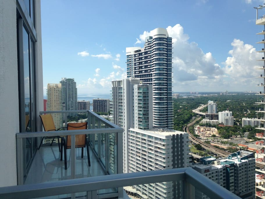 Penthouse 2 Story Loft In Brickell Apartments For Rent