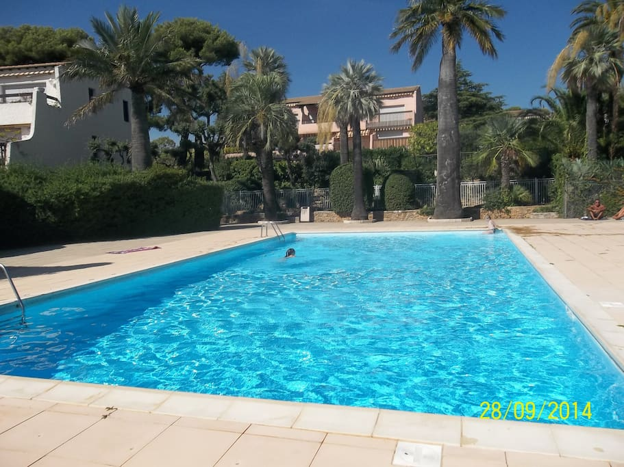 Studio dans r sidence avec piscine apartments for rent for Camping la ciotat avec piscine