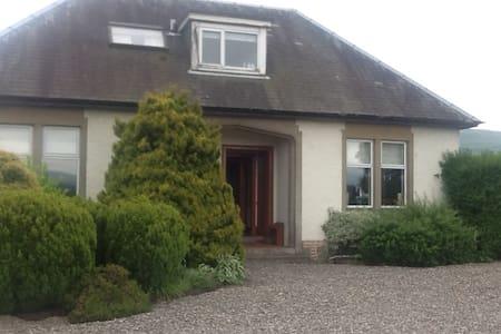 Applegarth - Self catering cottage - 스털링(Stirling)