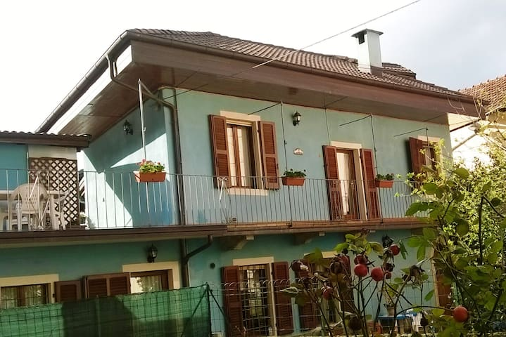 Paola Bed and Breakfast - Mergozzo - Albo I - Mergozzo - Szoba reggelivel