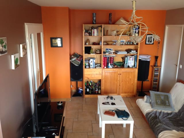 Bel appartement à 30min de Paris - Quincy-sous-Sénart - Lägenhet